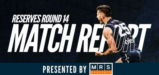 MRS Property Reserves Match Report Round 14: South vs North