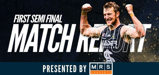 MRS Property Match Report First Semi Final: South vs Glenelg