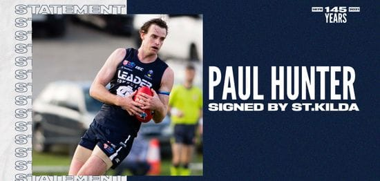 Paul Hunter becomes a Saint