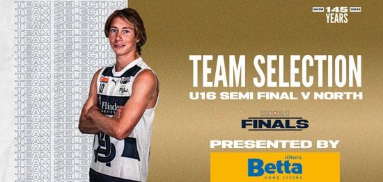 BETTA Team Selection: Under-16 Semi Final 1 vs North