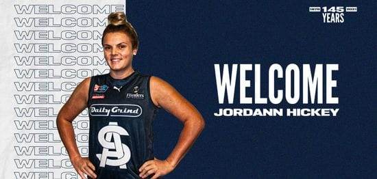 The Panthers welcome Jordann Hickey