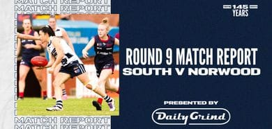 Daily Grind Women's Match Report: Round 9 vs Norwood