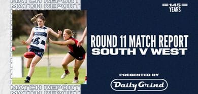 Daily Grind Women's Match Report: Round 11 vs West