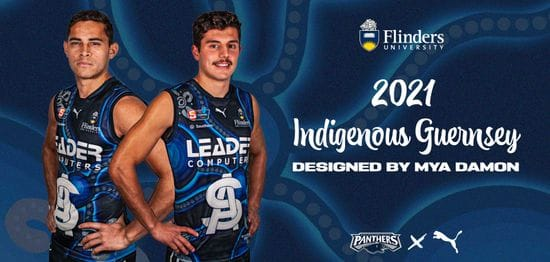 South Adelaide unveils 2021 Indigenous guernsey