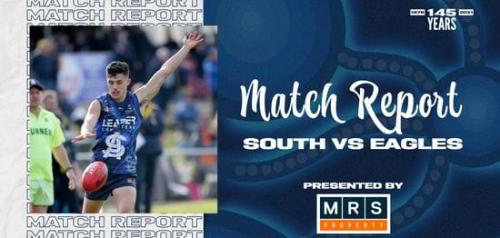 MRS Property Match Report Round 13: vs Eagles