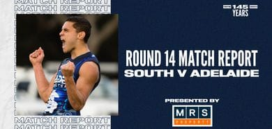 MRS Property Match Report Round 14: vs Adelaide
