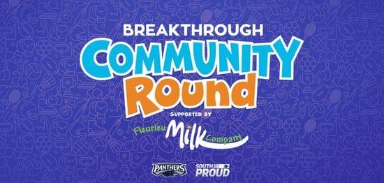 Breakthrough Community Round