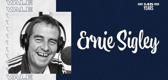 Vale Ernie Sigley