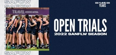 2022 SAFCW Open Trial