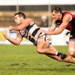 Reserves Round 21 vs West Adelaide
