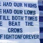 Semi-final vs Adelaide Crows