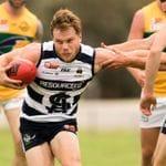 Season 2018 trial match 2 vs North Adelaide