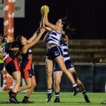 2019 Women's round 3 vs West Adelaide