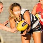 2019 Women's round 4 vs North Adelaide