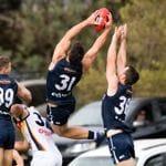 2019 round 4 vs Adelaide reserves
