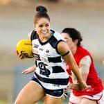 2020 Women's round 4 vs North Adelaide