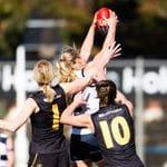 2020 Women's round 5 vs Glenelg