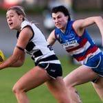 2020 Women's round 6 vs Central District