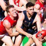 2020 Round 6 vs North Adelaide