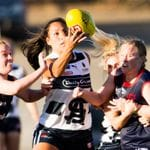 2021 Women's round 2 vs Norwood