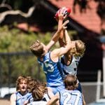 SAFC 2021 Under 16's round 1 vs Sturt