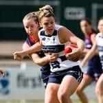 2021 Women's round 9 vs Norwood