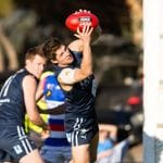2021 Mens round 8 vs Central District