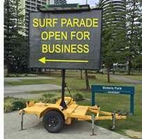 Surf Parade Place Making Project - Broadbeach