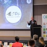 Breakfast with guest speaker Shane O'Reilly, O'Reilly's Rainforest Retreat