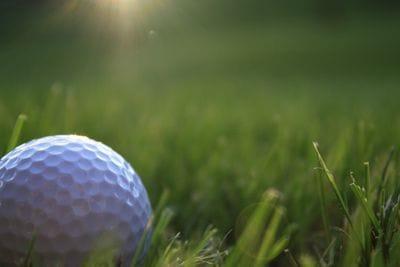 October Sunrise Golf