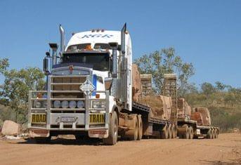 RGR Road Haulage, Western Australia