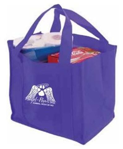Angel-Paws Shopping Bags