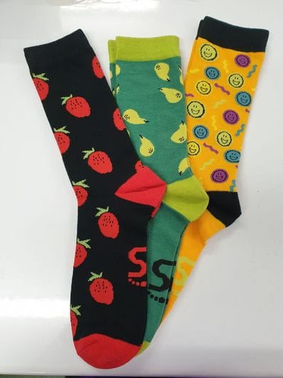 Jolly Socks: Xtra-Large