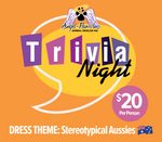 Trivia Night at the Centen