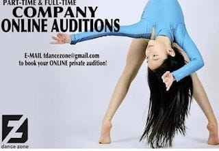 Competitive Team Auditions