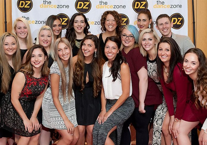 The Dance Zone, Vaughan dance studio's team members