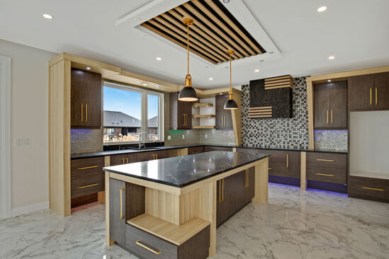 Image of kitchen for Legacy Model on Donato Drive