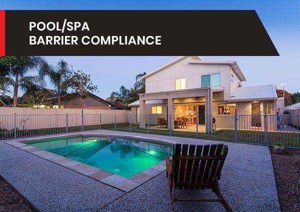 Pool/Spa Barrier Compliance