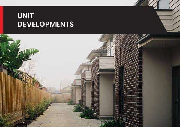 Unit Developments