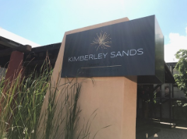 Balancing business with pleasure is easy at Kimberley Sands.