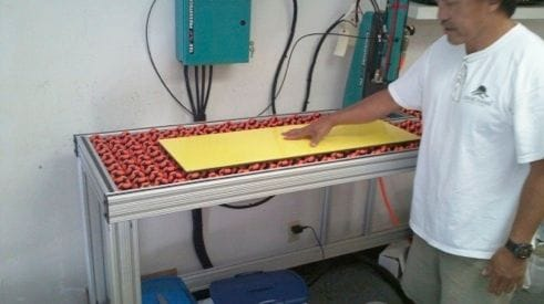 Rotacaster Solutions - Precision Fitting Table