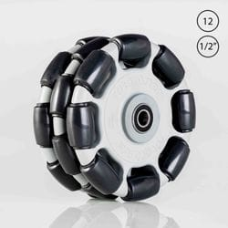 Rotacaster 125mm Triple Polyurethane Roller / Sealed Bearing