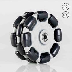 Rotacaster 125mm Triple Polyurethane Roller / Shielded Bearing
