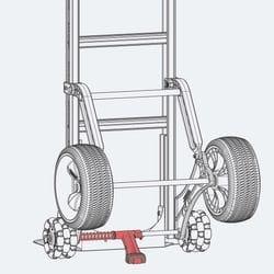 Rotatruck Kickstand Kit 2.0 (no axle)