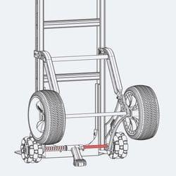 Axle for Kickstand 2.0 Kit