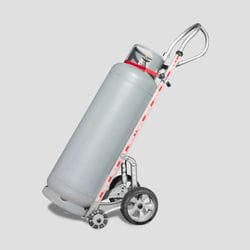 Single Gas Cylinder Hand Truck Tall