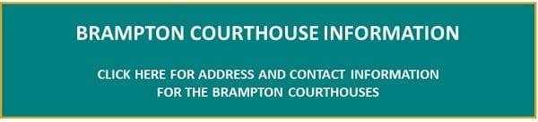 Brampton Courthouse Information