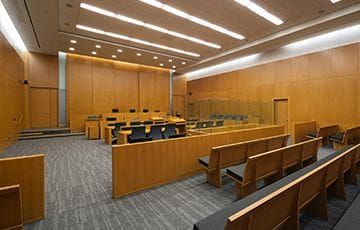 Peel Law Association - Brampton Courthouse