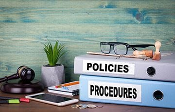 Peel Law Association Policies