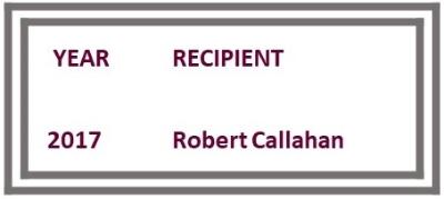 The Ralf Jarchow Community Service Award